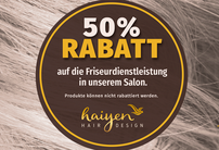 "Corporate Design ""Haiyen – Friseursalon"""
